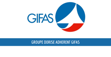 Le Groupe Dorise membre du Gifas
